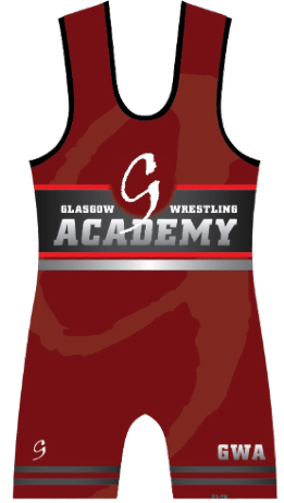 GWA Crimson Singlet