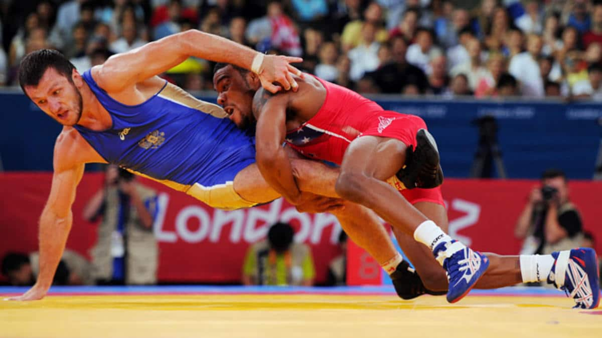 Freestyle and Greco Roman Wrestling