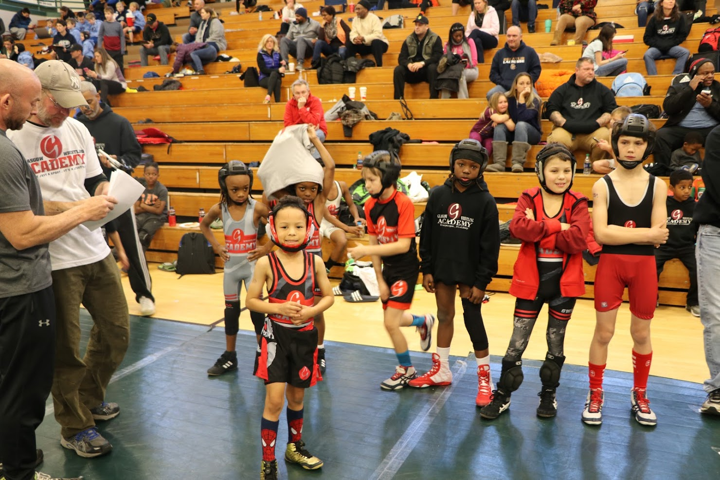 Collins Hill Duals